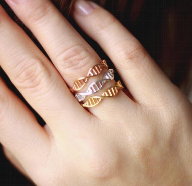 dna ring|rings for women punkrings for women